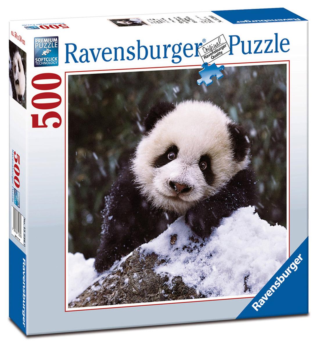 Ravensburger Пазл Малыш-панда