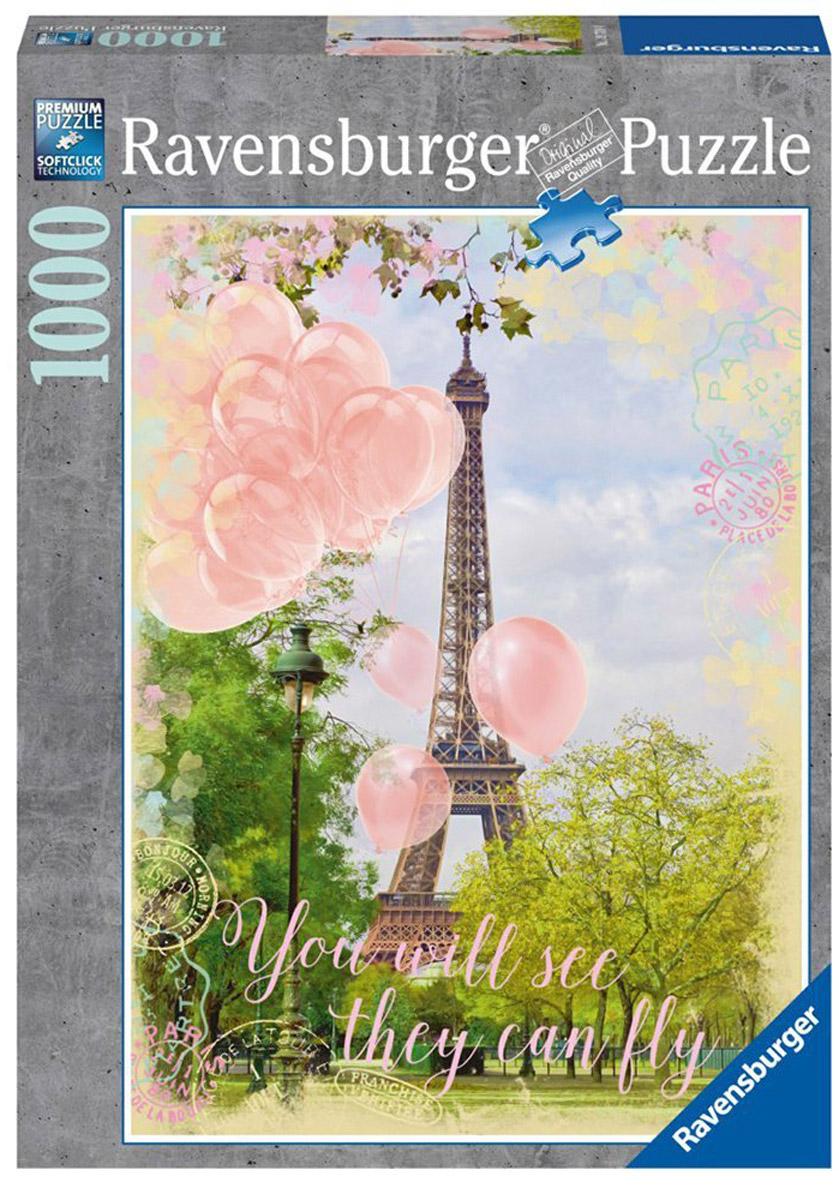 Ravensburger Пазл Мечты о Париже