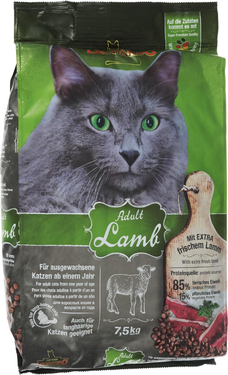 Корм сухой Leonardo Adult для кошек, склонных к аллергии, с ягненком и рисом, 7,5 кг63056Корм для взрослых кошек Leonardo Adult имеет особый вкус. Гипоаллергенное мясо ягненка в составе корма прекрасно подойдет кошкам с пищевой непереносимостью или проблемами с желудочно-кишечным трактом.Особые ингредиенты: Морской зоопланктон (криль) обогащен важными компонентами, такими как жирные кислоты Омега-3, астаксантин и натуральные энзимы. Семена чии поддерживают пищеварение при помощи природных слизистых веществ и содержат 20% жирных кислот Омега-3.Ароматические травы улучшают вкус и добавляют натуральные питательные вещества.Преимущества:- ProVital - улучшается иммунитет благодаря бета-гликанам в пивных дрожжах. - Удаление зубного налета с помощью добавки STAY-Clean. - PH контроль - оптимизирует PH мочи. Источники белка: 85% животный белок, 15% растительный белок. Состав: свежее мясо ягненка, печень, легкие (всего: 30%); белок мяса ягненка, высушенный (14 %); белок домашней птицы пониженной зольности, высушенный (14 %); рис; кукуруза; жир домашней птицы; гидролизат печени птицы; рожь, солод; высушенное яйцо; морской зоопланктон, измельченный (криль, 2,5 %); пивные дрожжи, сушеные (2,5 %); мука сельди; мука из виноградной косточки; cемена чии (1,3 %); цареградский стручок, высушенный; поваренная соль; калий хлористый; инулин; травы, сушеные (всего: 0,05 %; ромашка, фенхель, омела белая, тмин, горечавка).Товар сертифицирован.