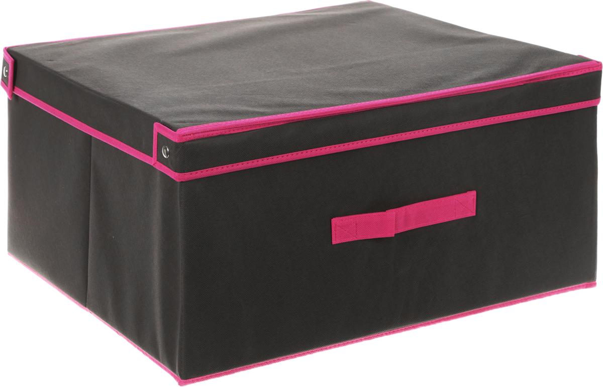 Кофр для хранения FS-6106L, цвет серый 50 см х 40 см х 25 смFS-6106L