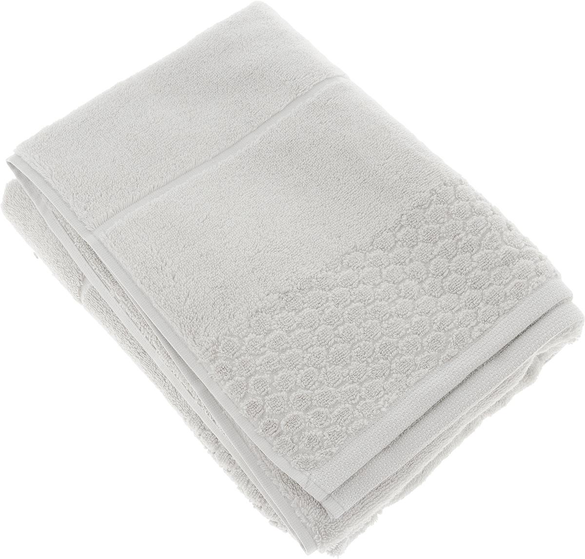 Полотенце Arya Vesper, цвет: серый, 70 x 140 смTR1002515_СерыйПолотенце Arya Vesper выполнено из 100% хлопка. Изделие отлично впитывает влагу, быстро сохнет, сохраняет яркость цвета и не теряет форму даже после многократных стирок. Такое полотенце очень практично и неприхотливо в уходе. Оно создаст прекрасное настроение и украсит интерьер в ванной комнате.