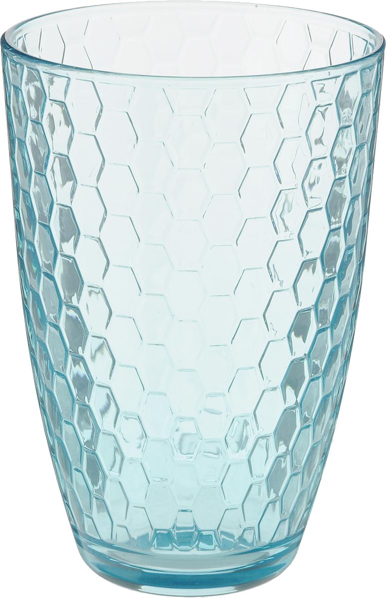Стакан Pasabahce Энжой Лофт, цвет: голубой, 360 мл52325SLBD19Стакан Pasabahce Энжой Лофт изготовлен из прозрачного стекла розового цвета. Идеально подходит для сервировки стола.Стакан не только украсит ваш кухонный стол, но и подчеркнет прекрасный вкус хозяйки. Объем: 360 мл.Высота: 12 см.