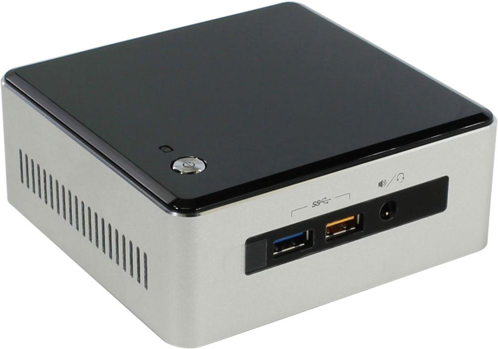 Intel NUC BOXNUC5I5RYH мини ПК1167983Intel NUC BOXNUC5I5RYH - революционное, ультракомпактное устройство, предоставляет широкий набор функциональных возможностей.Модель создана Intel Core i5-5250U 5-го поколения с технологией Intel Turbo Boost 2.01, которая увеличивает тактовую частоту по требованию, чтобы обеспечить вам максимальную производительность для решения требовательных к ресурсам задач, таких как редактирование видео.В данном решении реализована возможность установки как 2.5-дюймового жесткого диска для хранения ваших любимых фильмов, так и твердотельного накопителя формата M.2 для достижения максимальной скорости передачи данных. Заменяемая крышка позволит вам создать решение, максимально удовлетворяющее вашим потребностям - по стилю и функциональным возможностям.Кроме того, в его состав входит графическое решение Intel HD Graphics 6000 с поддержкой дисплеев с разрешением 4K, обеспечивающее великолепное качество графики.Высокоскоростной порт USB 3.0 с функцией зарядки других устройств позволяет легко и быстро заряжать планшет или смартфон. Устройство, дополненное беспроводным модулем Wi-Fi 802.11ac, интерфейсом Bluetooth и с поддержкой объемного звука 7.1 идеально подойдет для создания домашних кинотеатров, медиа-серверов и мультимедийных центров у вас дома.Встроенные функции безопасности, помогающие предотвратить угрозы и защитить идентификационные и учетные данные, обеспечат вам уверенность и спокойствие. Мощность, размеры и универсальность Intel NUC помогут вам переосмыслить границы возможного.Точные характеристики зависят от модели.Компьютер сертифицирован EAC и имеет русифицированное Руководство пользователя.