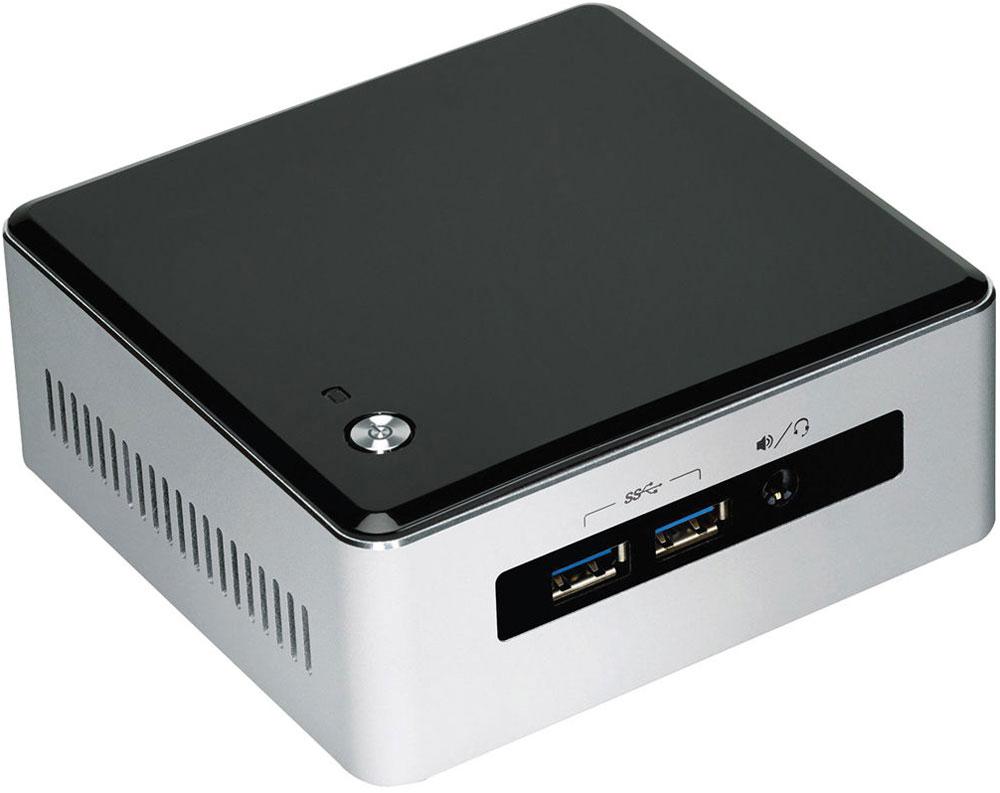 Intel NUC BLKNUC5i5MYHE мини ПК - Медиаплееры