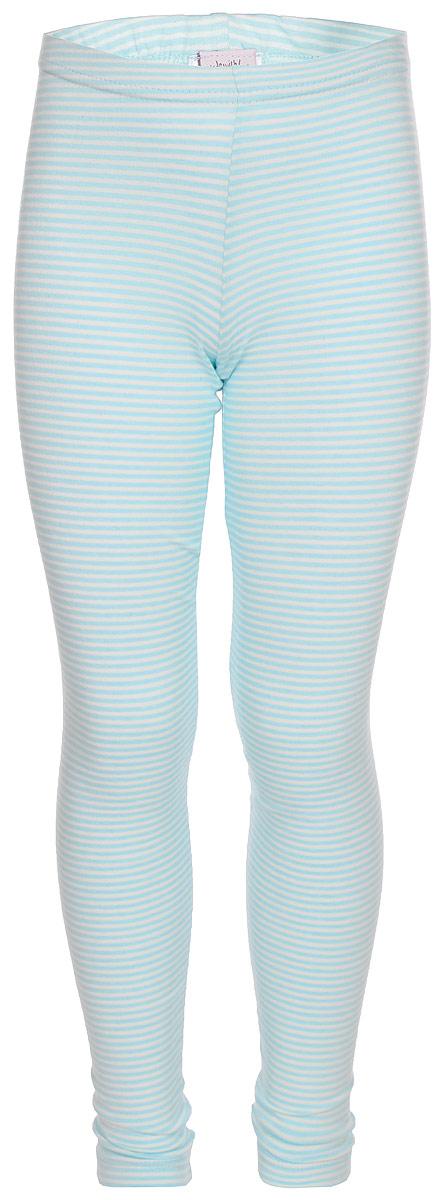 Леггинсы для девочки Sela, цвет: светло-ментоловый. PLG-515/390-7351. Размер 98, 3 годаPLG-515/390-7351Трикотажные леггинсы для девочки от Sela выполнены из эластичного хлопка. Модель на талии дополнена эластичной резинкой.