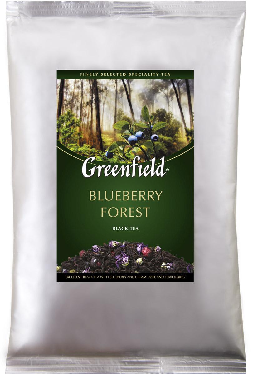 Greenfield Blueberry Forest черный листовой чай, 250 г0977-15Greenfield Blueberry Forest - цейлонский черный чай с ароматом черники, сливок, и растительными компонентами. Мягкий чуть пряный вкус превосходного цейлонского чая становится еще ярче и выразительнее благодаря самобытному «северному» вкусу и естественному свежему аромату ягод черники.Всё о чае: сорта, факты, советы по выбору и употреблению. Статья OZON Гид