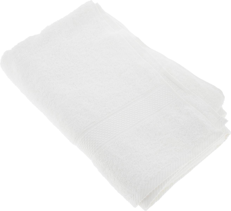 Полотенце Arya Miranda, цвет: белый, 70 x 140 смF0002403_БелыйПолотенце Arya Miranda выполнено из 100% хлопка. Изделие отлично впитывает влагу, быстро сохнет, сохраняет яркость цвета и не теряет форму даже после многократных стирок. Такое полотенце очень практично и неприхотливо в уходе. Оно создаст прекрасное настроение и украсит интерьер в ванной комнате.