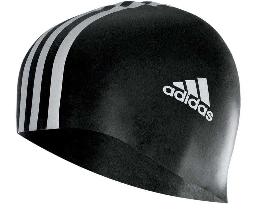 Шапочка для плавания Adidas Performance, цвет: черный. 802310NS шапка adidas performance adidas performance ad094cuunz02 page 1