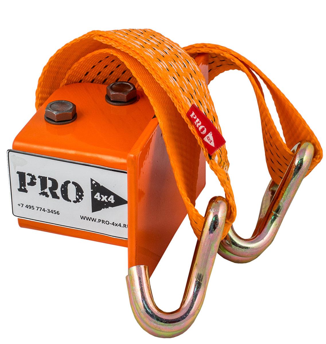 Устройство для подъема за колесо PRO-4x4PRO-AHL-000001Приспособление для подъема автомобиля за колесный диск.Можно использовать практически со всеми типами колесных дисков, где есть отверстия.