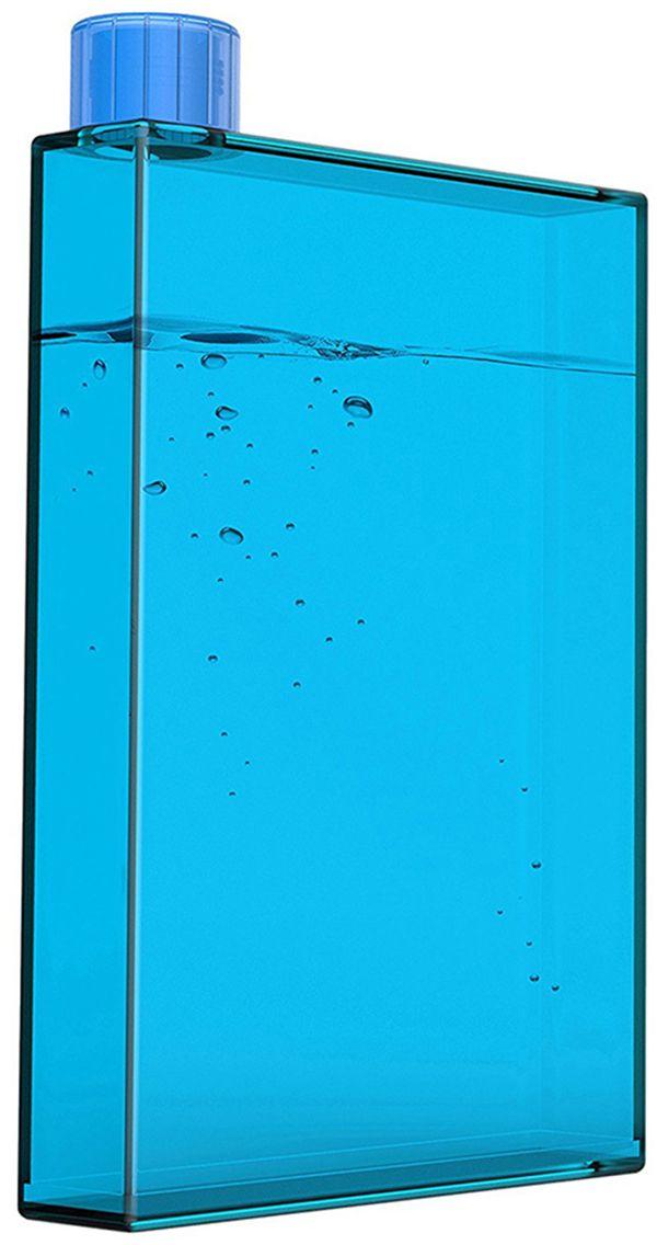 Фляга Asobu My pad bottle, цвет: голубой, 470 млPB10 blueВ сегодняшнем занятом мире пространство и время экстремально важно, поэтому все больше предметов, окружающих нас, приобрели практичные и эргономичные формы.Asobu создал My pad bottle – это современная и модная фляга из экологически чистого пластика, которая идеально поместится в сумке вместе с вашим ноутбуком, книгами и мобильным телефоном.Особенности:- Экологически чистая.- Сделана из высококачественного, безопасного пластика.- Идеально помещается в сумку, рюкзак.- Можно мыть в посудомоечной машине.- BPA FREE (материал, из которого изготовлено изделие, не содержит Бисфенол А).- Объем: 470 мл.- Размеры: 13 х 13 х 20 см.
