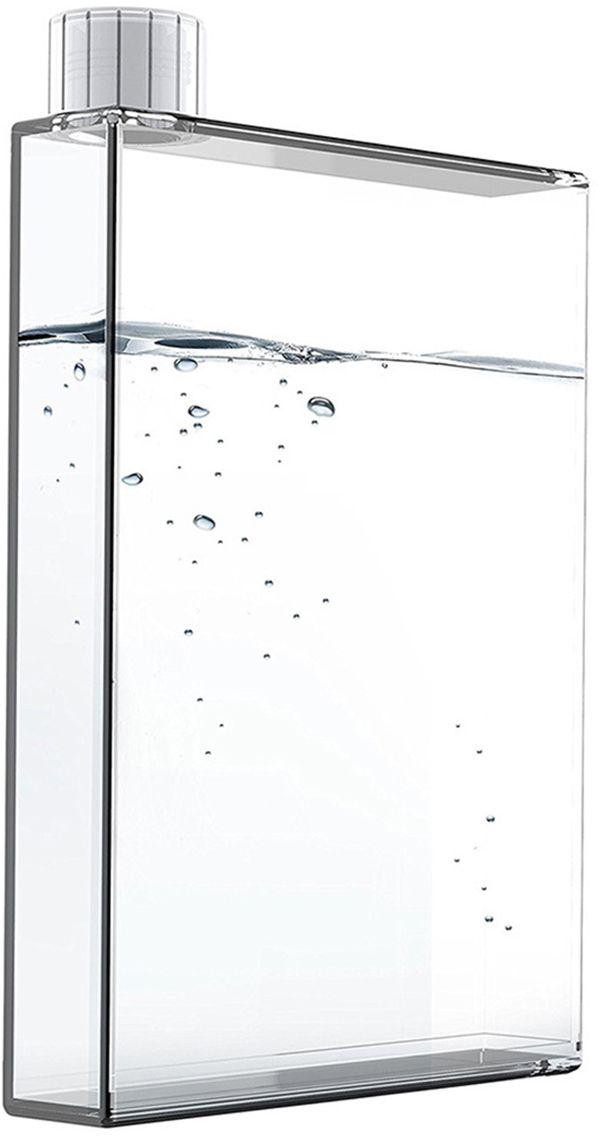 "Фляга Asobu ""My pad bottle"", цвет: прозрачный, 470 мл"