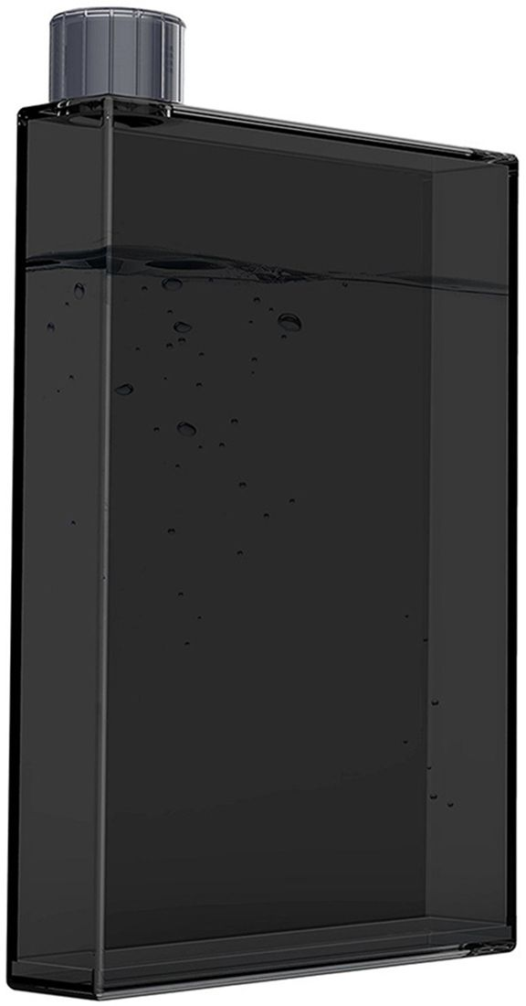 Фляга Asobu My pad bottle, цвет: серый, 470 млPB10 smokeAsobu – бренд посуды для питья, выделяющийся творческим, оригинальным дизайном и инновационными решениями.Asobu разработан Ad-N-Art в Канаде и в переводе с японского означает «весело и с удовольствием». И действительно, только взгляните на каталог представленных коллекций и вы поймете, что Asobu - посуда, которая вдохновляет!Кроме яркого и позитивного дизайна, Asobu отличается и качеством материалов из которых изготовлена продукция – это всегда чрезвычайно ударопрочный пластик и 100% BPA Free.За последние 5 лет, благодаря своему дизайну и функциональности, Asobu завоевали популярность не только в Канаде и США, но и во всем мире!В сегодняшнем занятом мире пространство и время экстремально важно, поэтому все больше предметов, окружающих нас, приобрели практичные и эргономичные формы.Asobu создал My pad bottle – это современная и модная фляга из экологически чистого пластика, которая идеально поместится в сумке вместе с вашим ноутбуком, книгами и мобильным телефоном.Особенности:Экологически чистая.Сделана из высококачественного, безопасного пластика.Идеально помещается в сумку, рюкзак.Можно мыть в посудомоечной машине.BPA FREE (материал, из которого изготовлено изделие, не содержит Бисфенол А).475 мл.
