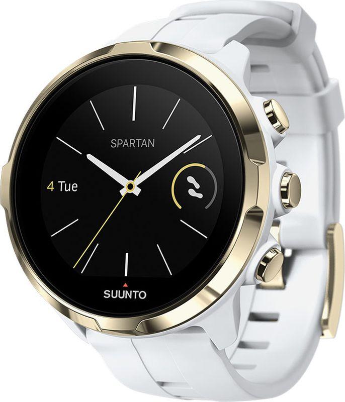 """Часы спортивные """"Spartan Sport Wrist HR Gold"""", цвет: белый, Suunto"""