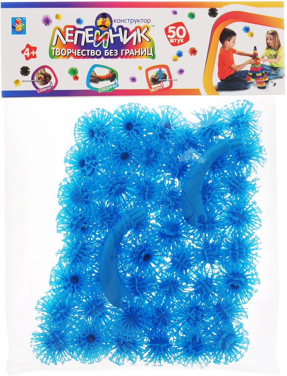 1TOY Конструктор Лепейник цвет голубой Т59405 magnat quantum 1009