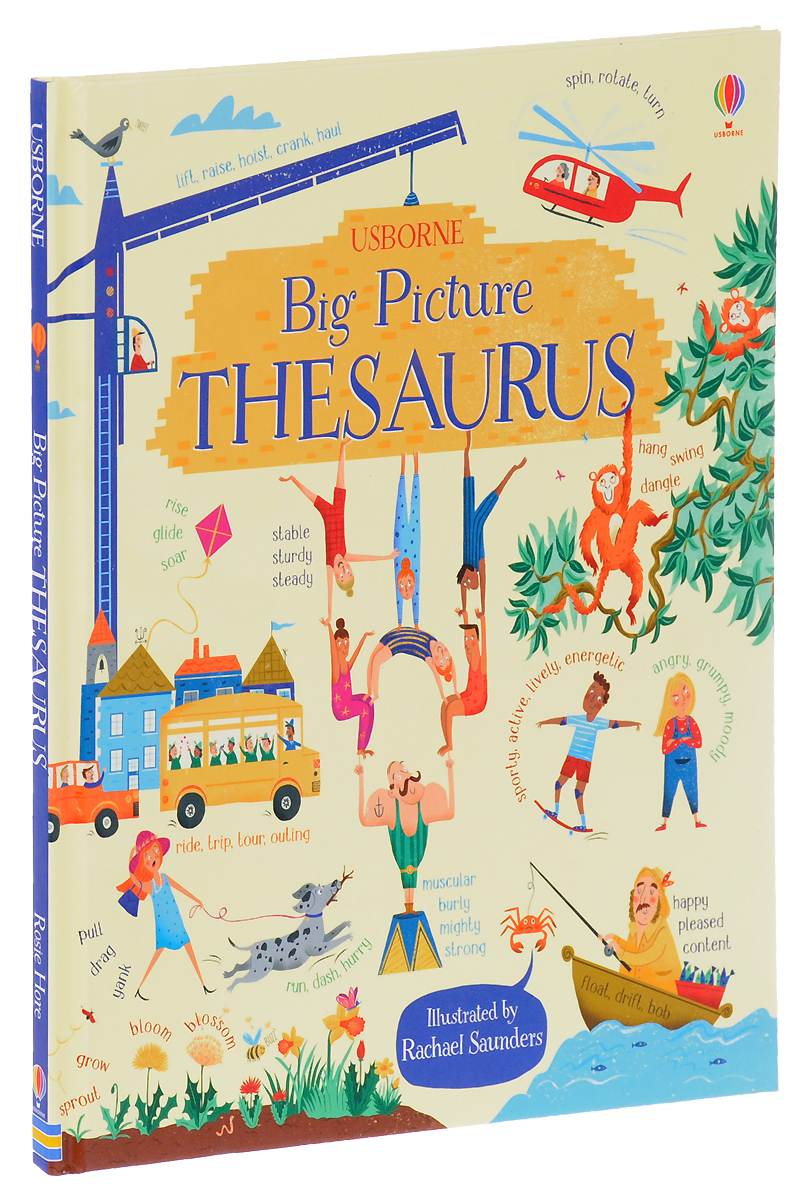 Big Picture Thesaurus irving j until i find you