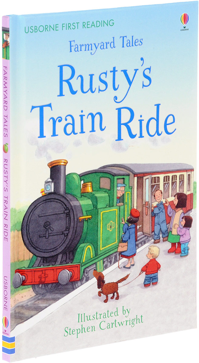 Farmyard Tales Rusty's Train Ride farmyard tales the hungry donkey