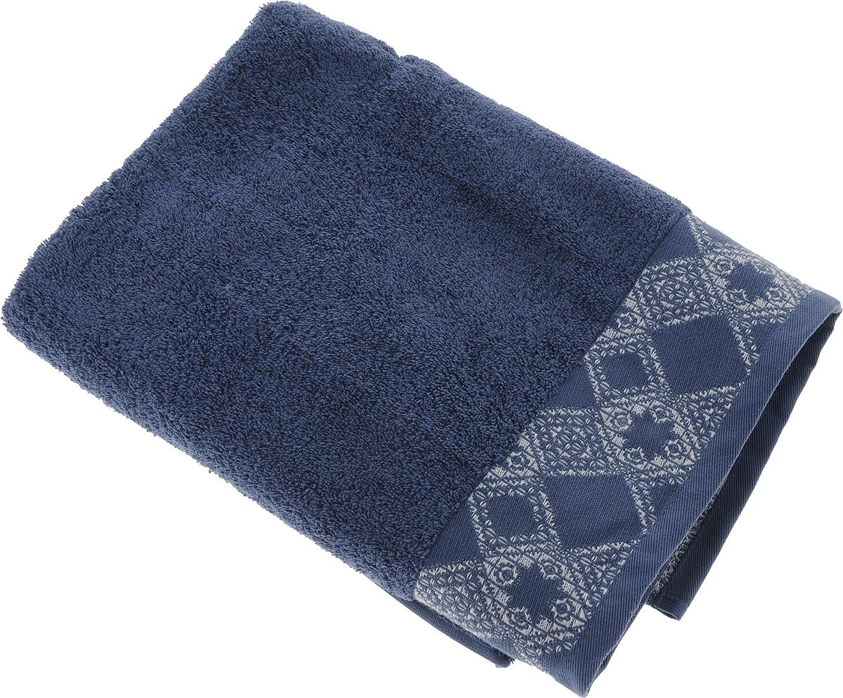 Полотенце Arya Dinate, цвет: синий, 70 x 140 смTR1002513_СинийПолотенце Arya Dinate выполнено из 100% хлопка. Изделие отлично впитывает влагу, быстро сохнет, сохраняет яркость цвета и не теряет форму даже после многократных стирок. Такое полотенце очень практично и неприхотливо в уходе. Оно создаст прекрасное настроение и украсит интерьер в ванной комнате.