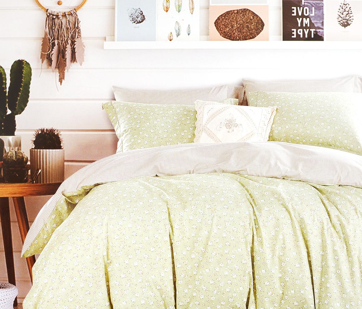 Комплект белья Arya Gaby, 2-спальный, наволочки 50х70, 70х70TR1002265
