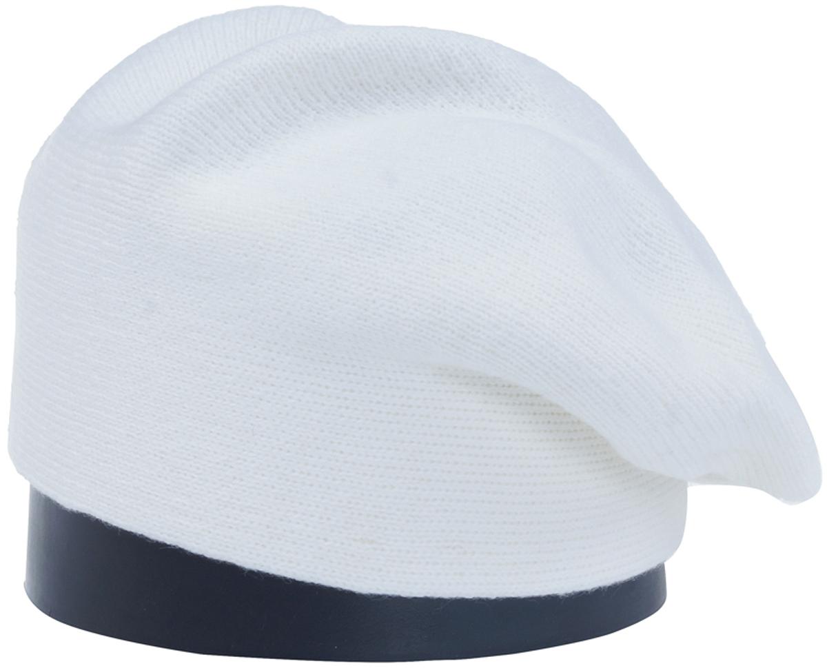 Шапка женская Vittorio Richi, цвет: белый. Aut241895B-11/17. Размер 56/58Aut241895BСтильная женская шапка Vittorio Richi отлично дополнит ваш образ в холодную погоду. Модель, изготовленная из шерсти с добавлением полиамида, максимально сохраняет тепло и обеспечивает удобную посадку. Привлекательная стильная шапка подчеркнет ваш неповторимый стиль и индивидуальность.