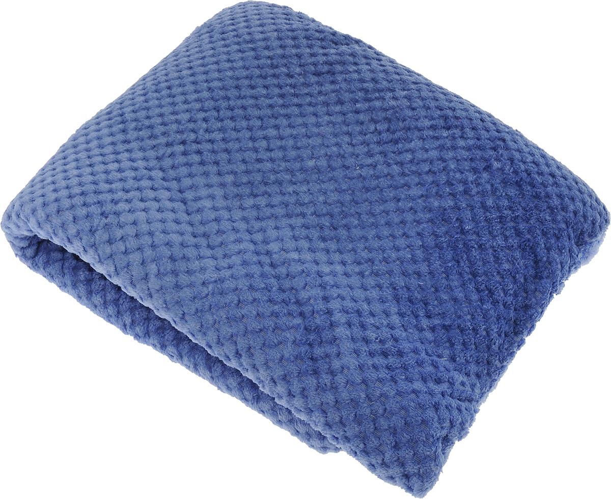 Покрывало Guten Morgen Мимоза, цвет: синий, 150 х 200 смПКМим-150-200_синийПокрывало Guten Morgen Мимоза, выполненное из корал-флиса (100% полиэстера), гармонично впишется в интерьер вашего дома и создаст атмосферу уюта и комфорта. Благодаря мягкой и приятной текстуре, глубокому и насыщенному цвету, покрывало станет модной, практичной и уютной деталью вашего интерьера.Такое покрывало согреет в прохладную погоду и будет превосходно дополнять интерьер вашей спальни. Высочайшее качество материала гарантирует безопасность не только взрослых, но и самых маленьких членов семьи.Покрывало может подчеркнуть любой стиль интерьера, задать ему нужный тон - от игривого до ностальгического. Покрывало - это такой подарок, который будет всегда актуален, особенно для ваших родных и близких, ведь вы дарите им частичку своего тепла!