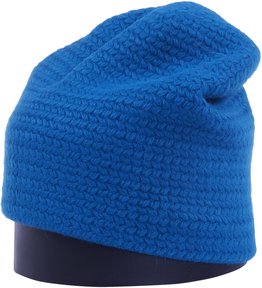 Шапка женская Vittorio Richi, цвет: бирюза. Aut241891V-19/17. Размер 56/58Aut241891VСтильная женская шапка Vittorio Richi отлично дополнит ваш образ в холодную погоду. Модель, изготовленная из высококачественных материалов, максимально сохраняет тепло и обеспечивает удобную посадку. Привлекательная стильная шапка подчеркнет ваш неповторимый стиль и индивидуальность.