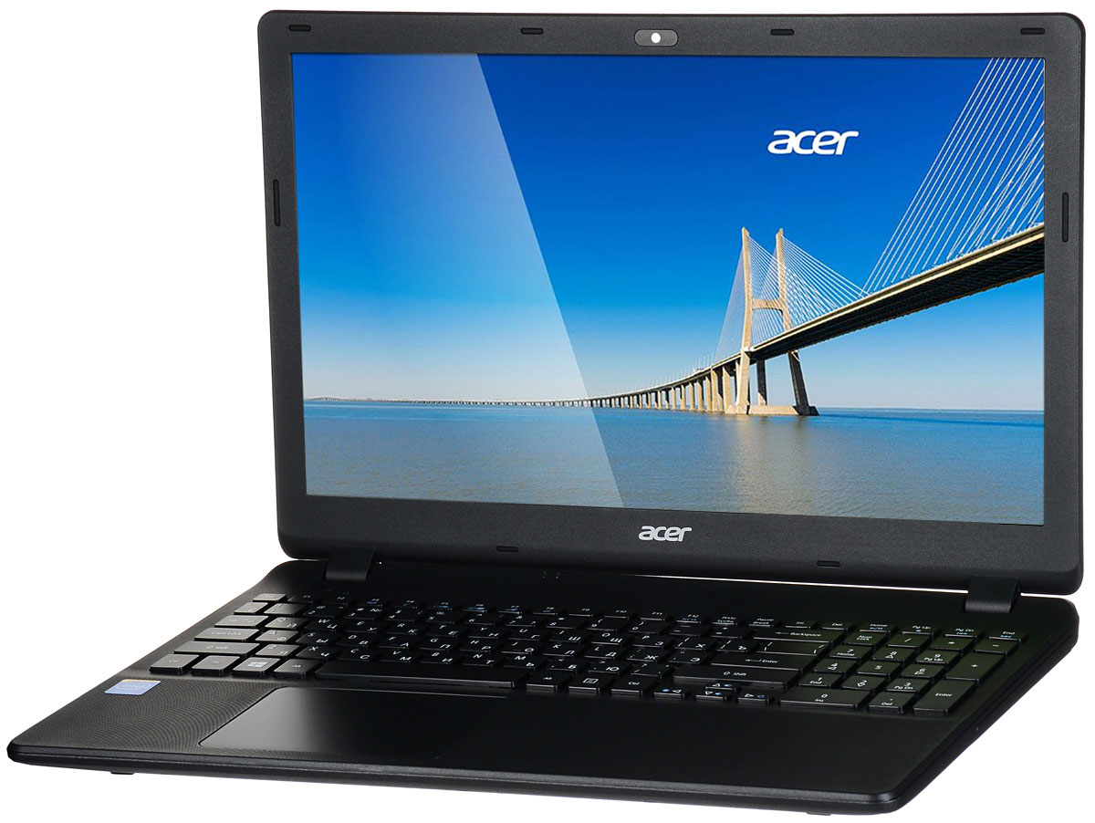 Acer Extensa EX2519-C33F (NX.EFAER.058)NX.EFAER.058Acer Extensa EX2519 - ноутбук для решения повседневных задач. Мобильность, надежность и эффективность - вот главные черты ноутбука Extensa 15, делающие его идеальным устройством для бизнеса. Благодаря компактному дизайну и проверенным временем технологиям, которые используются в ноутбуках этой серии, вы справитесь со всеми деловыми задачами, где бы вы ни находились.Необычайно тонкий и легкий корпус ноутбука позволяет брать устройство с собой повсюду. Функция автоматической синхронизации файлов в вашем облаке AcerCloud сохранит вашу информацию в безопасности. Серия ноутбуков Е демонстрирует расширенные функции и улучшенные показатели мобильности. Высокоточная сенсорная панель и клавиатура chiclet оптимизированы для обеспечения непревзойденной точности и скорости манипуляций.Наслаждайтесь качеством мультимедиа благодаря светодиодному дисплею с высоким разрешением и непревзойденной графике во время игры или просмотра фильма онлайн. Ноутбуки Aspire E полностью соответствуют высоким аудио- и видеостандартам для работы со Skype. Благодаря оптимизированному аппаратному обеспечению ваша речь воспроизводится четко и плавно - без задержек, фонового шума и эха.Усовершенствованный цифровой микрофон и высококачественные динамики, обеспечивают превосходное качество при проведении веб-конференций и онлайн-собраний. Таким образом, ноутбук Extensa 15 предоставляет идеальные возможности для общения. Технологии, которые были использованы в этих ноутбуках помогают сделать видеочаты с коллегами и клиентами максимально реалистичными, а также сократить расходы на деловые поездки.Точные характеристики зависят от модели.Ноутбук сертифицирован EAC и имеет русифицированную клавиатуру и Руководство пользователя