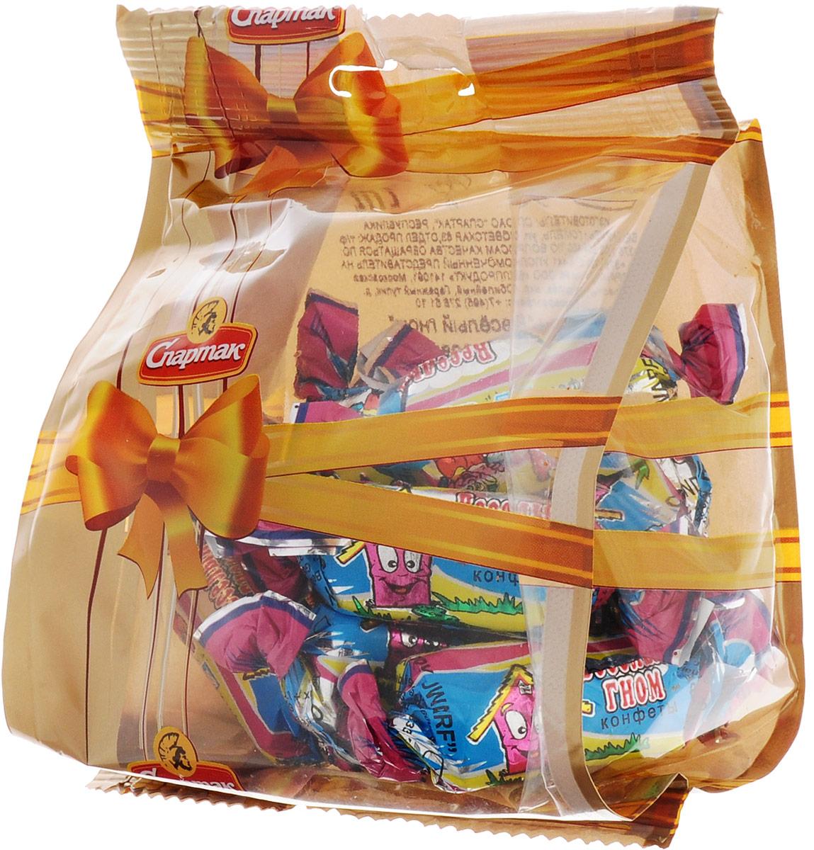 Спартак Веселый гном конфеты неглазированные, 150 г