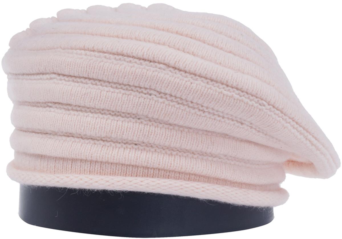 Шапка женская Vittorio Richi, цвет: киприя. Aut161825L-59/17. Размер 56/58Aut161825LСтильная женская шапка Vittorio Richi отлично дополнит ваш образ в холодную погоду. Модель, изготовленная из высококачественных материалов, максимально сохраняет тепло и обеспечивает удобную посадку. Привлекательная стильная шапка подчеркнет ваш неповторимый стиль и индивидуальность.