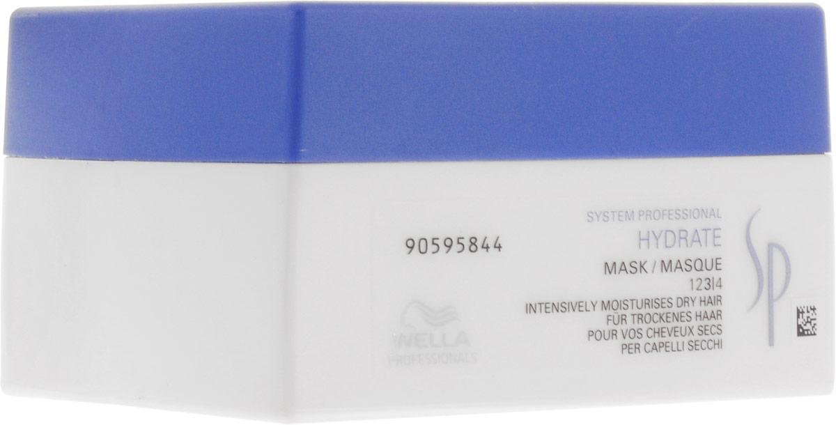 Wella SP Увлажняющая маска Hydrate Mask, 200 мл81386746Wella SP Hydrate Mask предназначена для интенсивного увлажнения волос. Средство разработано для cухой кожи головы. Благодаря глюкозе, глицерину и пантенолу, которые входят в состав Wella SP Hydrate Mask, средство предотвращает пересыхание волос и придает локонам эластичность.Уважаемые клиенты! Обращаем ваше внимание на возможные изменения в дизайне упаковки. Качественные характеристики товара остаются неизменными. Поставка осуществляется в зависимости от наличия на складе.
