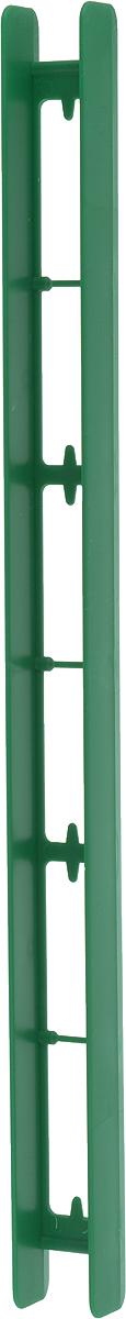 Мотовило AGP, цвет: зеленый, 25 x 1,8 x 1,5 см мотовило agp для поводков с пружиной цвет желтый