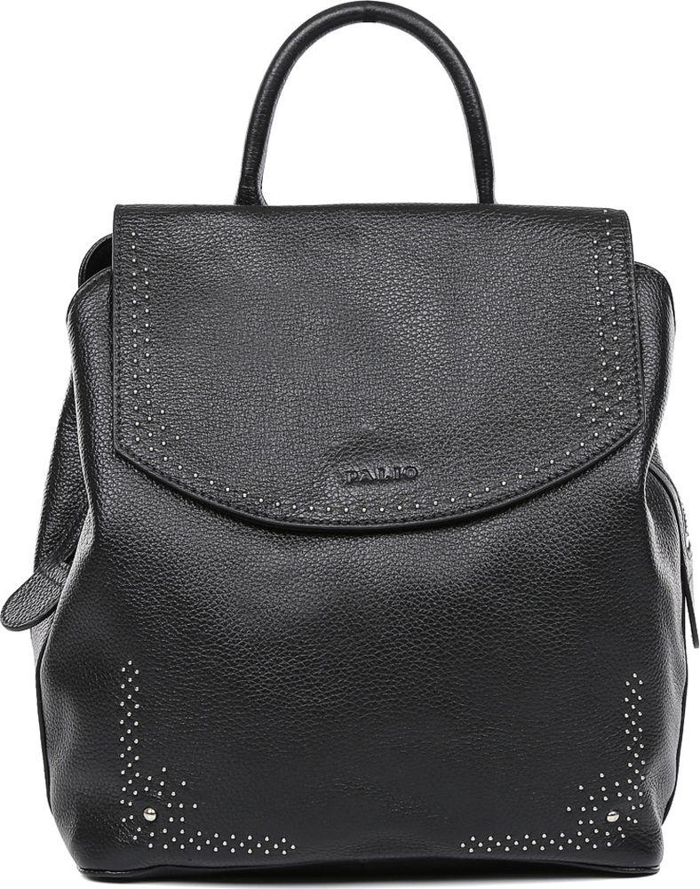 Рюкзак женский Palio, цвет: черный. 15470A-W1-018/018 black сотовый телефон senseit t100 black