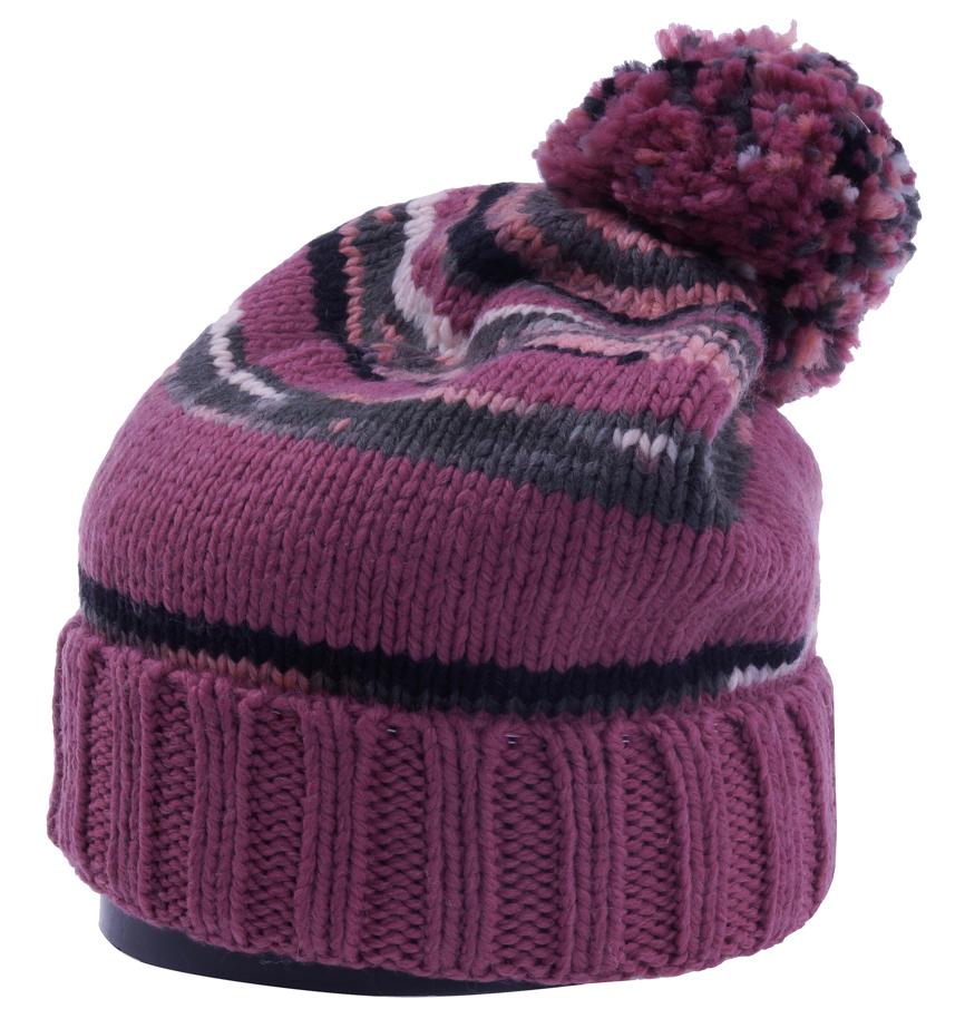 Шапка женская Vittorio Richi, цвет: серо-розовый. Aut241809K-46/44/17. Размер 56/58Aut241809K-46/44/17Стильная женская шапка Vittorio Richi отлично дополнит ваш образ в холодную погоду. Модель, изготовленная из шерсти с добавлением полиамида, максимально сохраняет тепло и обеспечивает удобную посадку. Шапка дополнена принтом и помпоном. Привлекательная стильная шапка подчеркнет ваш неповторимый стиль и индивидуальность.