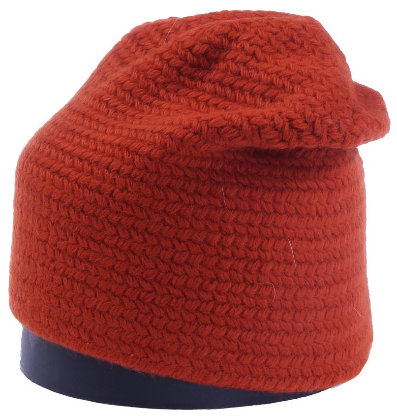 Шапка женская Vittorio Richi, цвет: светло-коричневый. Aut241891V-54/17. Размер 56/58Aut241891VСтильная женская шапка Vittorio Richi отлично дополнит ваш образ в холодную погоду. Модель, изготовленная из высококачественных материалов, максимально сохраняет тепло и обеспечивает удобную посадку. Привлекательная стильная шапка подчеркнет ваш неповторимый стиль и индивидуальность.