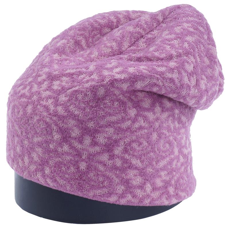 Шапка женская Vittorio Richi, цвет: серо-розовый. Aut241943U-46/17. Размер 56/58Aut241943UСтильная женская шапка Vittorio Richi отлично дополнит ваш образ в холодную погоду. Модель, изготовленная из высококачественных материалов, максимально сохраняет тепло и обеспечивает удобную посадку. Привлекательная стильная шапка подчеркнет ваш неповторимый стиль и индивидуальность.