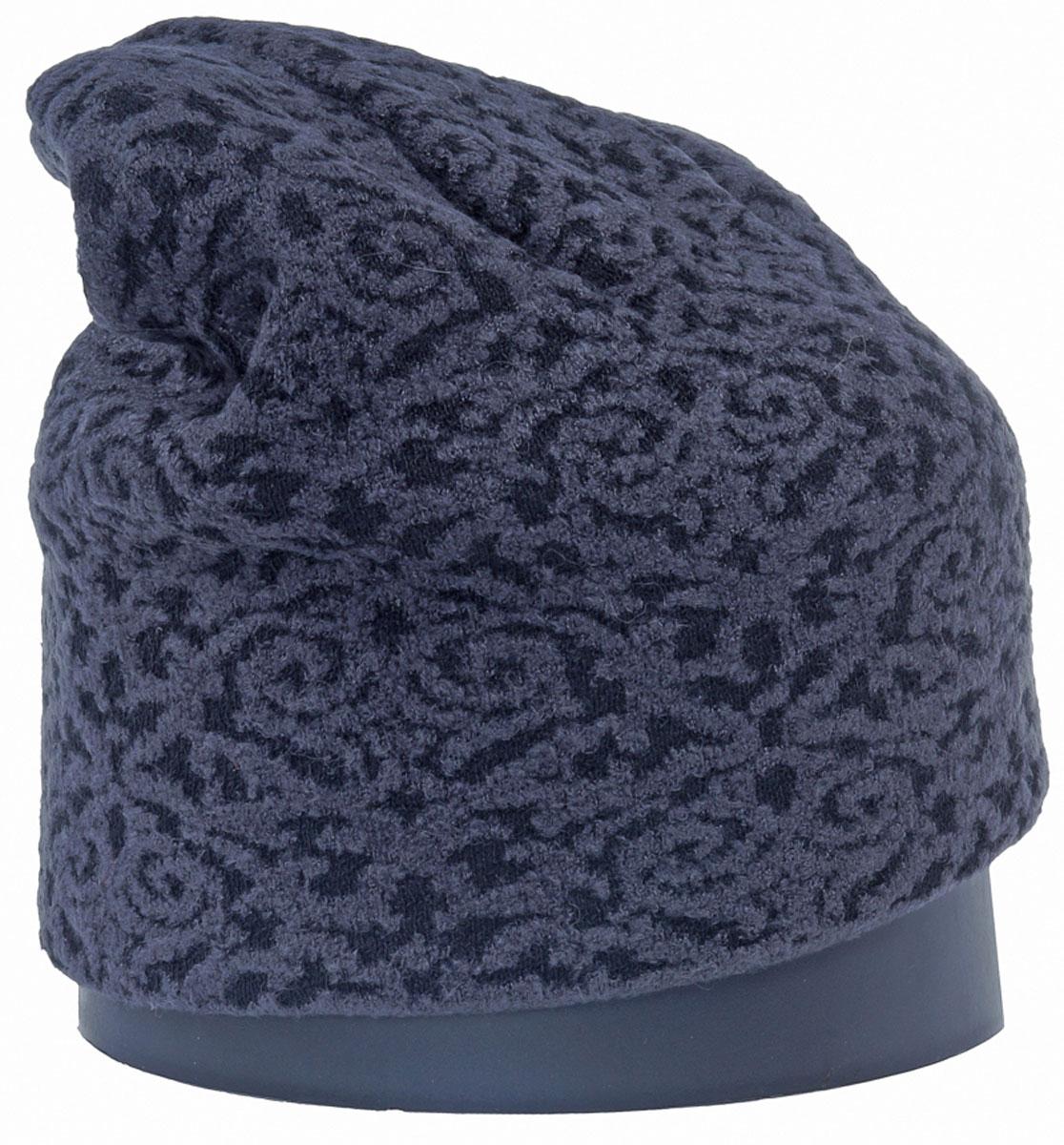 Шапка женская Vittorio Richi, цвет: серый. Aut241943U-33/17. Размер 56/58Aut241943UСтильная женская шапка Vittorio Richi отлично дополнит ваш образ в холодную погоду. Модель, изготовленная из высококачественных материалов, максимально сохраняет тепло и обеспечивает удобную посадку. Привлекательная стильная шапка подчеркнет ваш неповторимый стиль и индивидуальность.