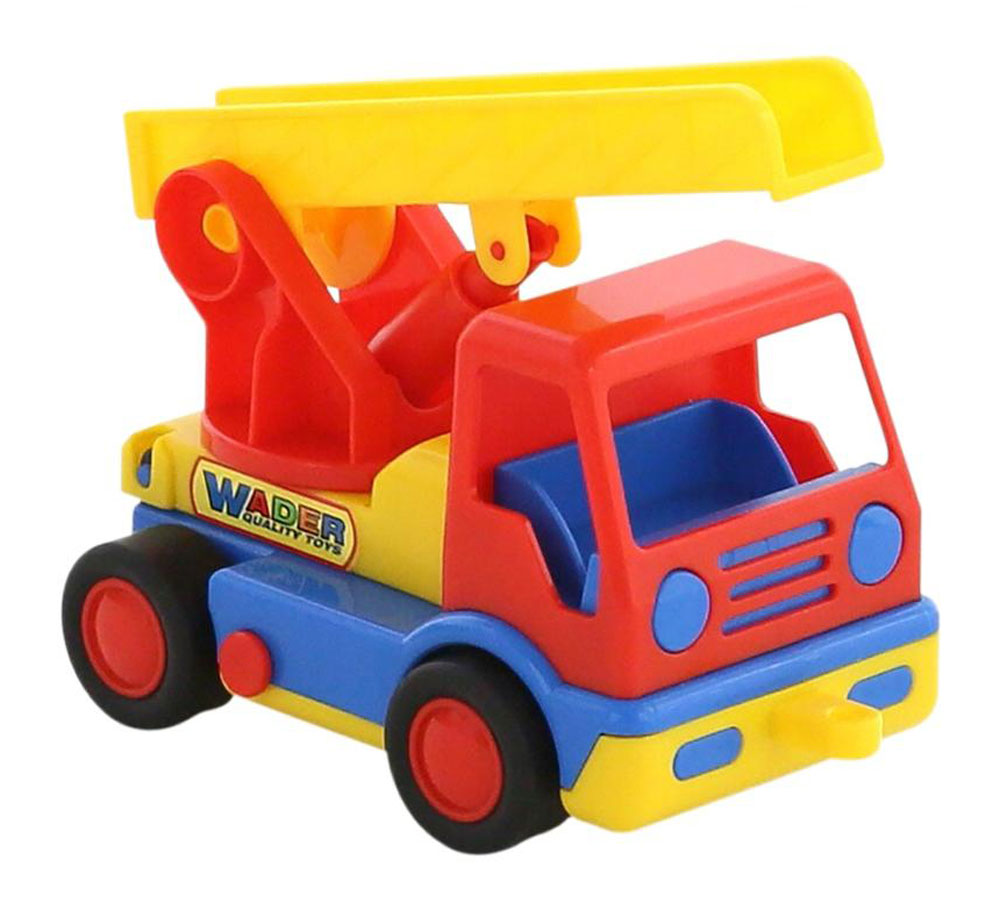 Полесье Пожарный автомобиль Базик автомобиль пожарный полесье volvo в сеточке 8787