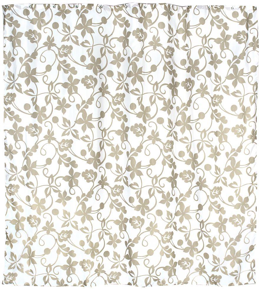 Штора для ванной Verran, 180 х 180 см. 630-99 verran полотенце для ванной 70х140 см beigeverran lace