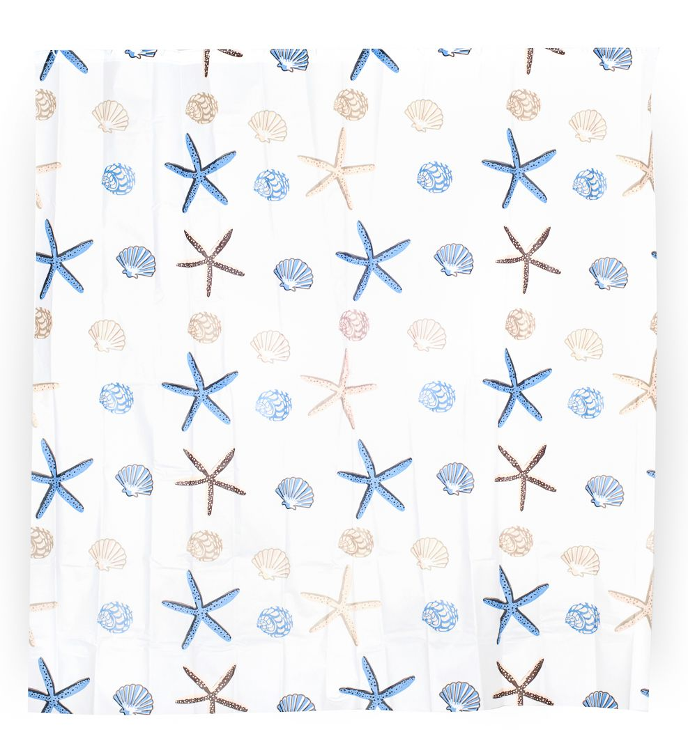 Штора для ванной Verran, 180 х 180 см. 650-50 verran полотенце для ванной 70х140 см beigeverran lace