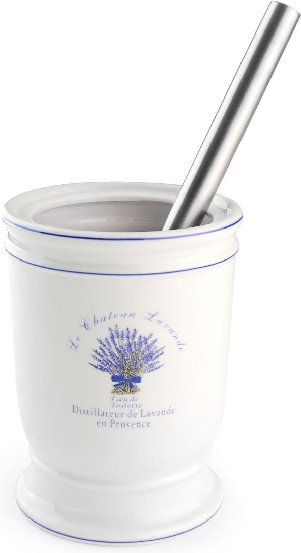 Ершик напольный Verran Lavender. 790-14790-14Форма ершика напоминает милую винтажную вазочку. Аксессуар великолепно впишется как в классический, так и современный интерьер