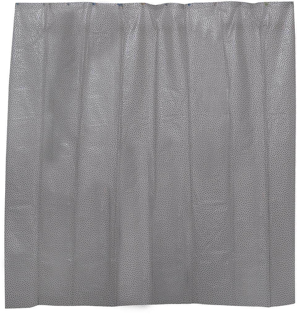 Штора для ванной Wess Grotta, цвет: черный, 178 х 200 см. P537-2P537-2Цветовая гамма, максимально приближенная к натуральной гальке, обтекаемые формы в виде камней, подчеркнут гармонию человека и природы и создадут атмосферу умиротворенности. Занавеска изготовлена по уникальной технологии нанесения рельефного рисунка Engraved Pattern, имеет 12 отверстий для колец. Кольца приобретаются отдельно.