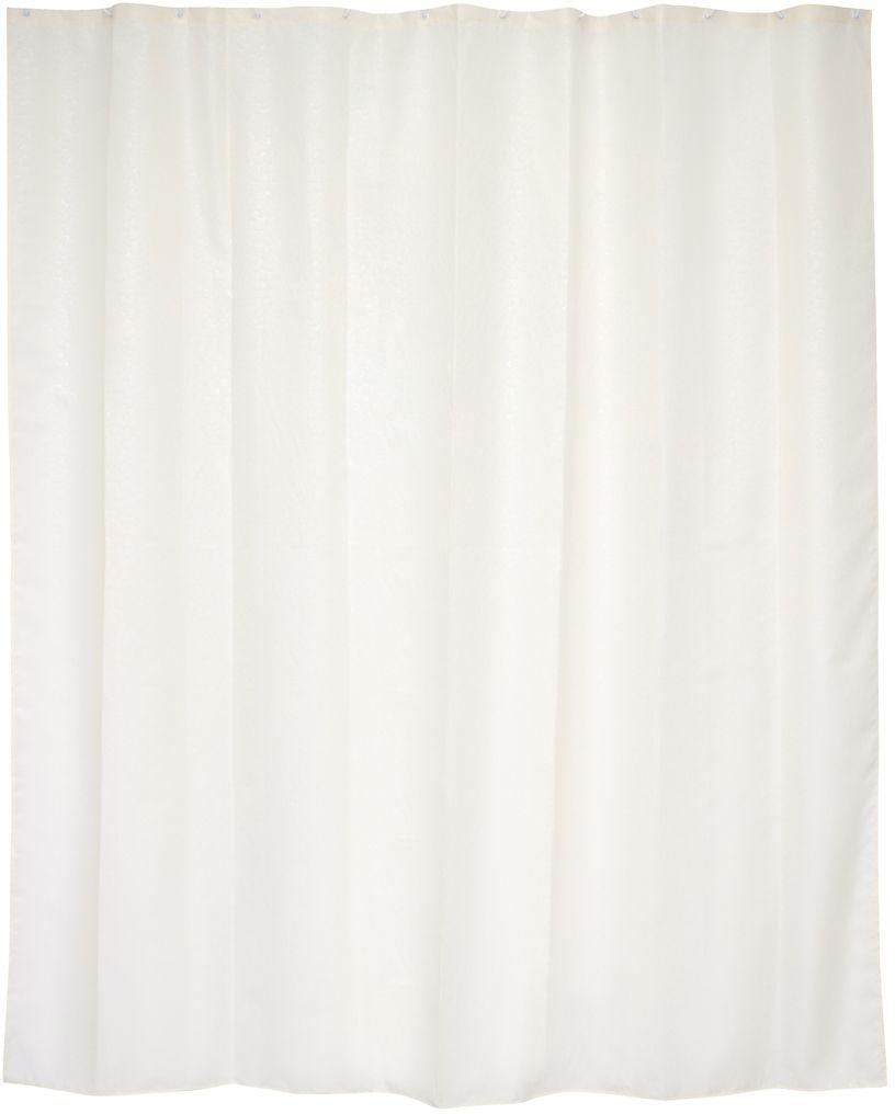 Штора для ванной Wess Krugla brown, 180 х 200 см. T561-1T561-1Эта занавеска светлого цвета выделяется особой фактурой – рисунок в горошек выполнен в технике тиснения. Повышенная плотность материала и специальная пропитка обеспечивают водонепроницаемость шторы. Занавеска имеет 12 металлических люверсов. Кольца приобретаются отдельно.