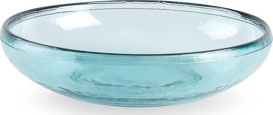 Подставка под свечу Moroshka Naturel, цвет: синий, 20 х 5,2 х 20 см ваза mughal l 20 х 20 х 30 см