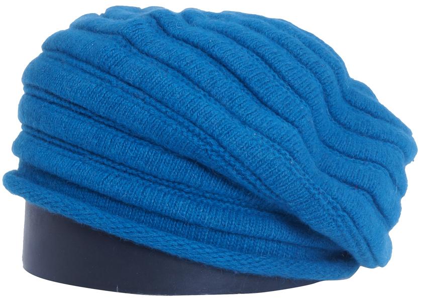 Шапка женская Vittorio Richi, цвет: темно-бирюзовый. Aut161825L-90/17. Размер 56/58Aut161825LСтильная женская шапка Vittorio Richi отлично дополнит ваш образ в холодную погоду. Модель, изготовленная из высококачественных материалов, максимально сохраняет тепло и обеспечивает удобную посадку. Привлекательная стильная шапка подчеркнет ваш неповторимый стиль и индивидуальность.