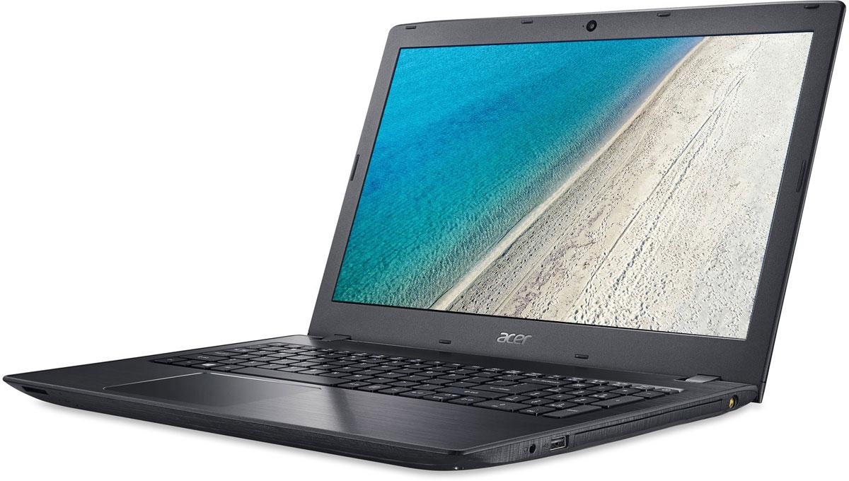 Acer TravelMate TMP259-MG-5502, Black86Acer TravelMate TMP259 - ноутбук для бизнеса, который обеспечивает превосходную производительность, комфортность работы и обладает отличными функциями безопасности.Корпус с минималистичным дизайном и текстурированным узором придает устройству стильный внешний вид. Внутренняя поверхность из матового металла с текстурированным узором не только приятна на ощупь, но и обеспечивает удобство при наборе текста и работе с контентом.Продуманный дизайн с полированными гранями, напоминающими грани алмаза, придает ноутбуку элегантный внешний вид.Ноутбук Acer TravelMate TMP259 идеально подходит для выполнения разнообразных бизнес-задач благодаря непревзойденной производительности и высокой степени защиты данных. Процессор Intel Core i3-6006U, дискретная графическая катра NVIDIA GeForce 940MX и 6 ГБ системной памяти позволяют работать в динамичном ритме.Точные характеристики зависят от модели.Ноутбук сертифицирован EAC и имеет русифицированную клавиатуру и Руководство пользователя