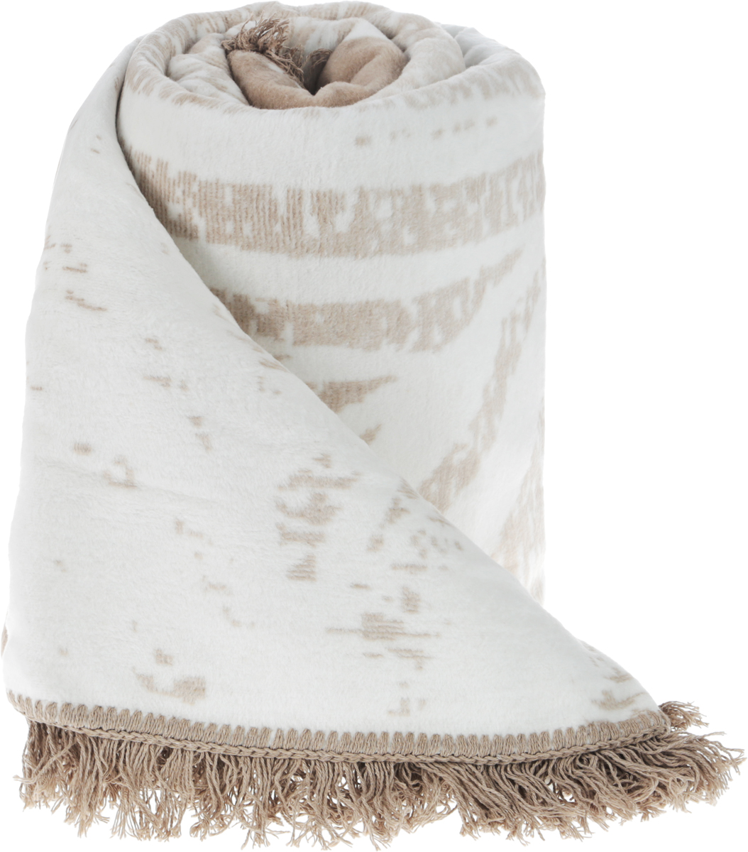 Плед Arya Oreo, цвет: бежево-серый, 200 x 220 смTRK111000017446Плед с орнаментом Arya Oreo, выполненный из хлопковой байки (хлопок с добавлением акрила и полиэстера), порадует вас легкостью,нежностью и оригинальным дизайном. Байка - мягкая ткань с густым начёсом с двух сторон. Традиционно из хлопковой байки делают детские одеяла, которые можно стирать игладить при высокой температуре. После первой стирки ворс на байке немного оседает, зато после этого одеяло долгие годы будет сохранятьвнешний вид и мягкость. Под байковым одеялом невозможно вспотеть, оно отлично впитывает и отводит влагу, поэтому такие одеяла используютдля детей с самого рождения. Плед - это такой подарок, который будет всегда актуален,особенно для ваших родных и близких, ведь вы дарите имчастичку своего тепла.