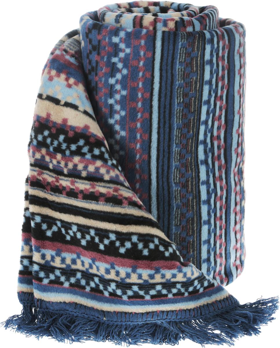 Плед Arya Estelle, цвет: мультиколор, 200 x 220 смПлед Arya Хлопок 200X220 EstelleПлед с орнаментом Arya Estelle, выполненный из хлопковой байки (хлопок с добавлением акрила и полиэстера), порадует вас легкостью, нежностью и оригинальным дизайном.Байка - мягкая ткань с густым начёсом с двух сторон. Традиционно из хлопковой байки делают детские одеяла, которые можно стирать и гладить при высокой температуре. После первой стирки ворс на байке немного оседает, зато после этого одеяло долгие годы будет сохранять внешний вид и мягкость. Под байковым одеялом невозможно вспотеть, оно отлично впитывает и отводит влагу, поэтому такие одеяла используют для детей с самого рождения.Плед - это такой подарок, который будет всегда актуален, особенно для ваших родных и близких, ведь вы дарите им частичку своего тепла.