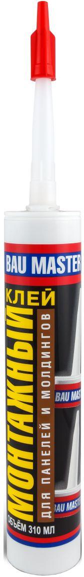 Клей монтажный Bau Master, для панелей и молдингов, 310 млП1032Клей монтажный Bau Master для панелей и молдингов.Область применения:Рекомендуется применять для приклеивания стеновых панелей имолдингов, плинтусов, декоративных фризов, ДСП, МДФ, пробковых покрытий, древесины, бордюров, повсем типам оснований, применяемым встроительстве: бетону, кирпичу, гипсу, гипсо-картону, штукатурке, древесине, металлу.Нерекомендуется применять для пенополистирола (пенопласта), ванн ираковин, для швов, работающих под водой.Свойства:специальная формула для легкого склеивания;имеет очень быстрое начальное схватывание;обладает отличной адгезией;характеризуется прекрасной прочностью соединений;образует эластичный, водонепроницаемый шов;применяется для наружных ивнутренних работ (термостойкость шва от -20С до+60С);бежевого цвета.Указания кприменению:Склеиваемые поверхности должны быть сухими, чистыми иобезжиренными. Обрезать наконечник картириджа под углом 45. Клей нанести при помощи пистолета наодну изсклеиваемых поверхностей точечно или полосами. Склеиваемые поверхности соединить, затем рассоединить, подождать около 5-10 минут исоединить повторно, сильно иравномерно прижимая. Склееные поверхности оставить вконтакте навремя полного отверждения клея. Излишки клея споверхностей иинструментов убираются спомощью минеральных растворителей (экстрационный бензин, ацетон).Время высыхания:В 10-20 минут (эти значения могут изменятся взависимости отусловий окружающей среды, таких как: температура, влажность, атакже род поверхности).Время полного отверждения:до72часов (взависимости отпоглощающей способности основания).Расход:300-500 г/м2 или 11погонных метров при нанесении полосы шириной 6,5мм.Температура применения:от+5Сдо+25С.Состав:SBS (бутадиен-стироловые), углеводные смолы, органические растворители, минеральные наполнители.Внимание:Все виды работ проводить вхорошо проветриваемых помещениях, вдали откаких-либо источников огня. Вовремя работы некурить. Легко горючий продукт. Вслучае склеивания