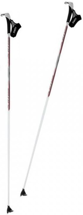 Гоночные палки Swix RC PRO, рукоятка PCU, темляк Pro-Fit2, ростовка 165 смRC603-01Новая экономичная модель из композитных материалов. По характеристикам близкая к модели Swix Comp. Комплектуются рукояткой PCU из термопластика, покрытого натуральной пробкой, темляком Pro Fit 2. Модель поставляется с большой гоночной лапкой 97.Жёсткость: 43 ммВес: 99 гр/мПрочность: 70 кПаРукоятка 16 мм, лапка 10 мм