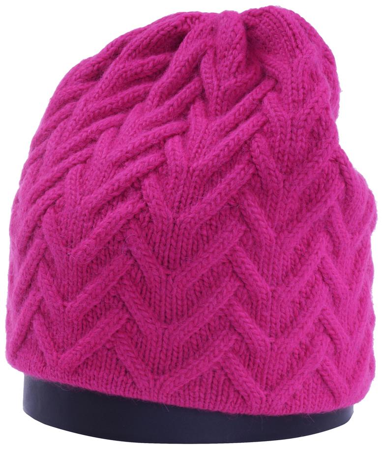 Шапка женская Vittorio Richi, цвет: фуксия. Aut141936V-15/17. Размер 56/58Aut141936VСтильная женская шапка Vittorio Richi отлично дополнит ваш образ в холодную погоду. Модель, изготовленная из высококачественных материалов, максимально сохраняет тепло и обеспечивает удобную посадку. Привлекательная стильная шапка подчеркнет ваш неповторимый стиль и индивидуальность.