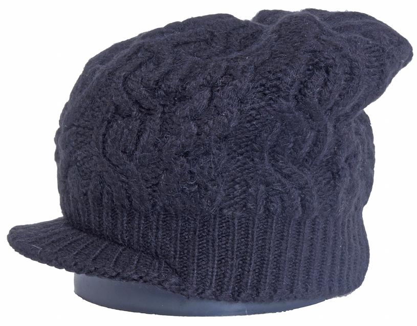 Шапка женская Vittorio Richi, цвет: черный. Aut261923V-18/17. Размер 56/58Aut261923VСтильная женская шапка Vittorio Richi отлично дополнит ваш образ в холодную погоду. Модель, изготовленная из шерсти с добавлением акрила, максимально сохраняет тепло и обеспечивает удобную посадку. Шапка дополнена ажурной вязкой. Привлекательная стильная шапка подчеркнет ваш неповторимый стиль и индивидуальность.